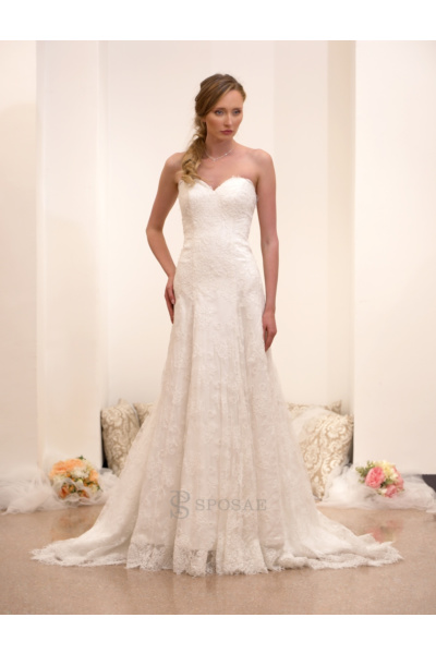 abito da sposa outlet hsp3183