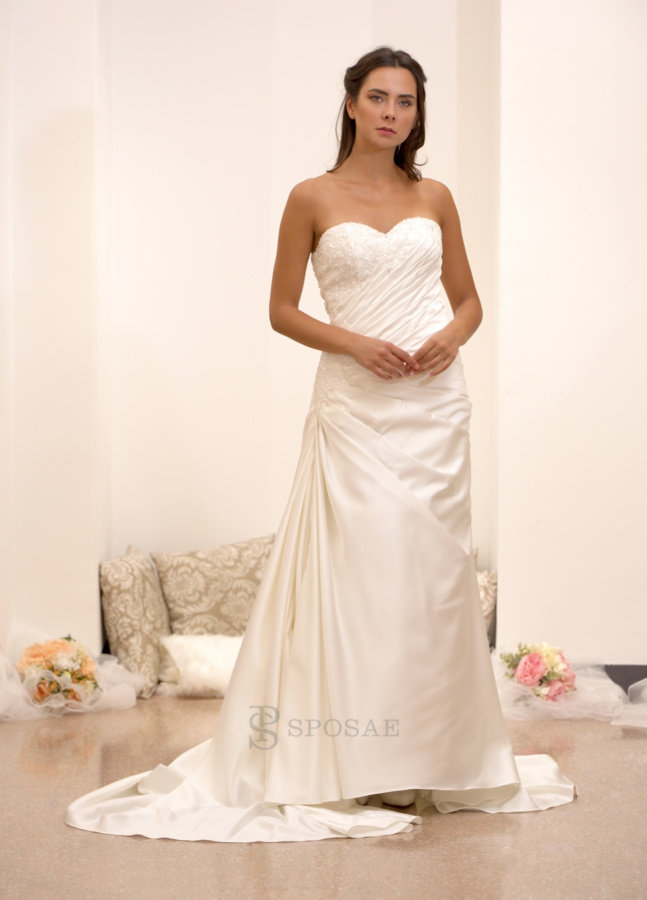 abito da sposa outlet hsp3178