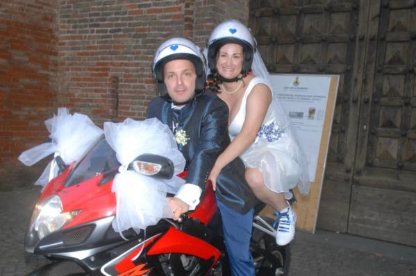 Aperitivo con gli sposi: Elena e Gennaro
