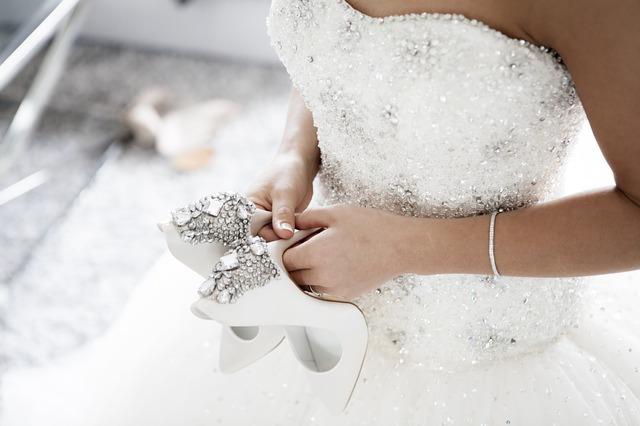 L'abito da sposa perfetto per il tuo corpo