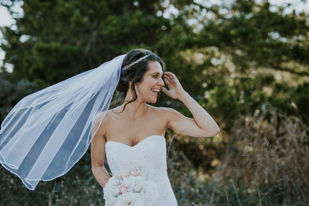 Perché si indossa il velo da sposa?