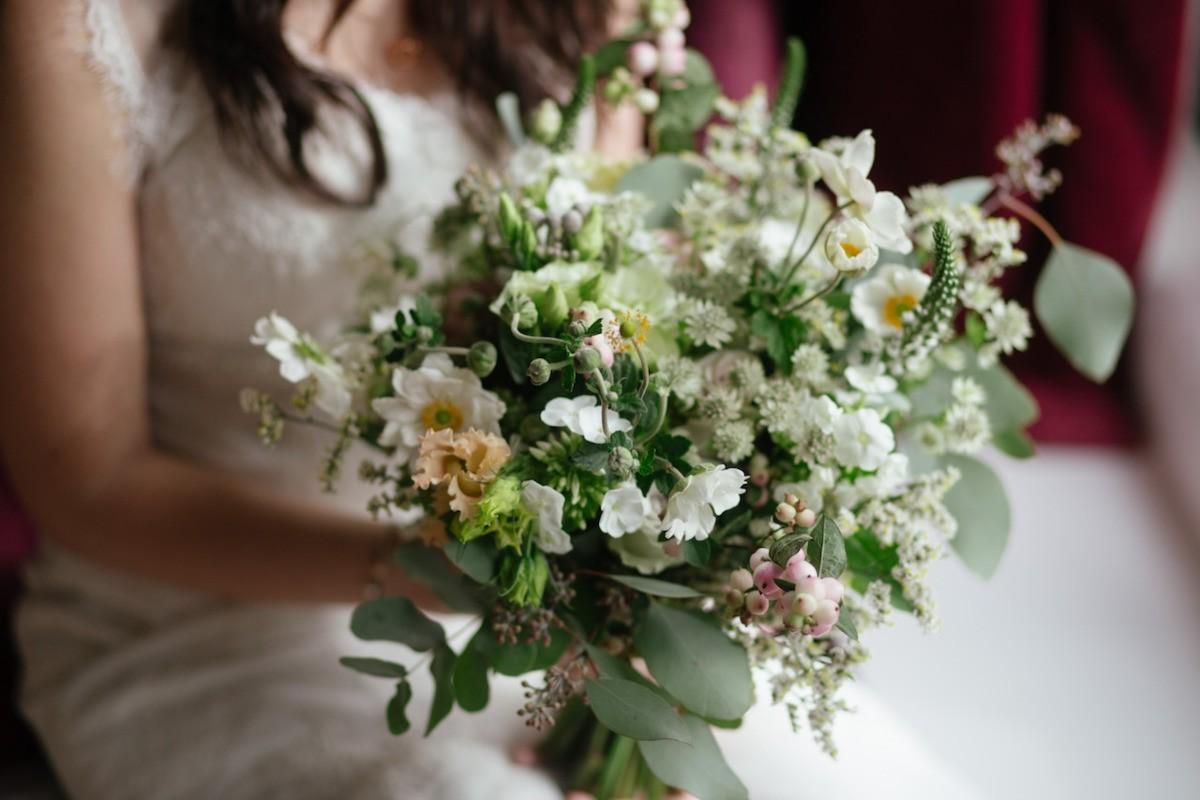 Bouquet matrimonio: quale forma scegliere
