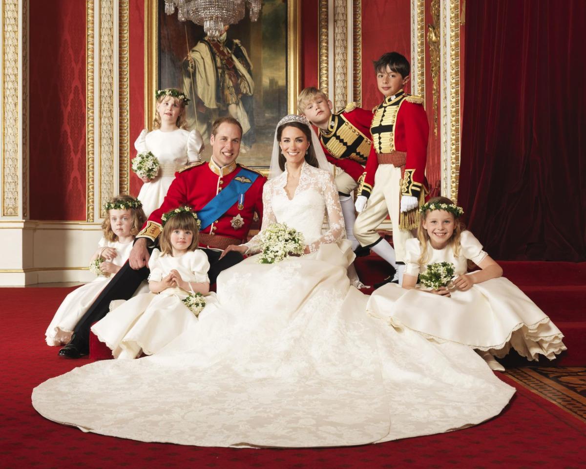 Abiti da sposa famosi: i più belli