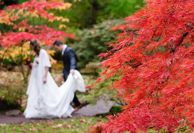 Matrimonio a settembre: idee e consigli
