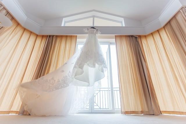 Abiti da sposa con strascico: quante tipologie esistono?