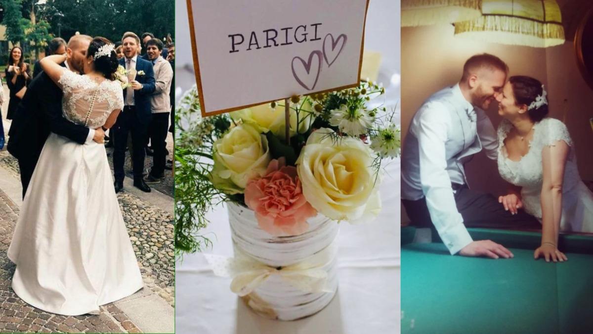 Intervista con gli sposi: la storia di Chiara e Stefano