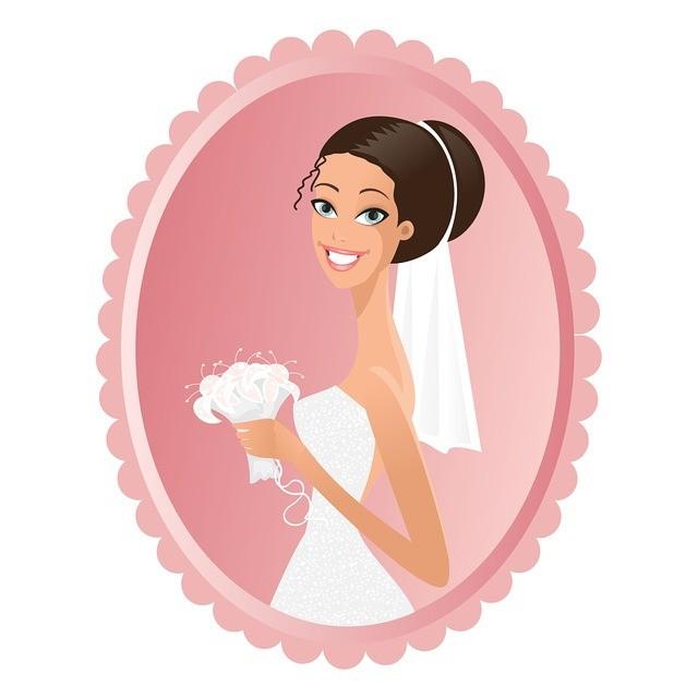 Non solo bianco: tutti i colori del vestito nuziale