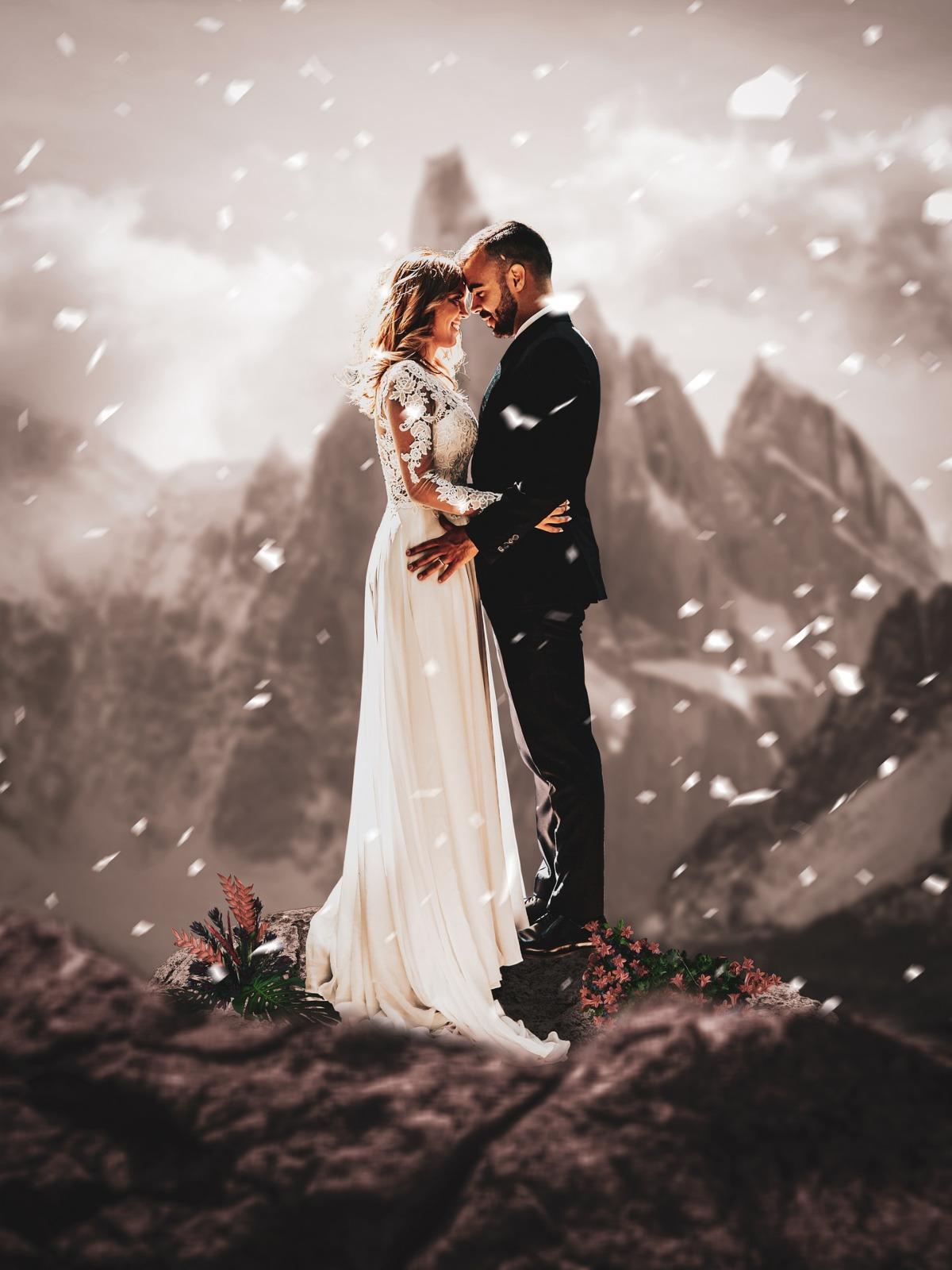 Matrimonio a dicembre? Perché no!