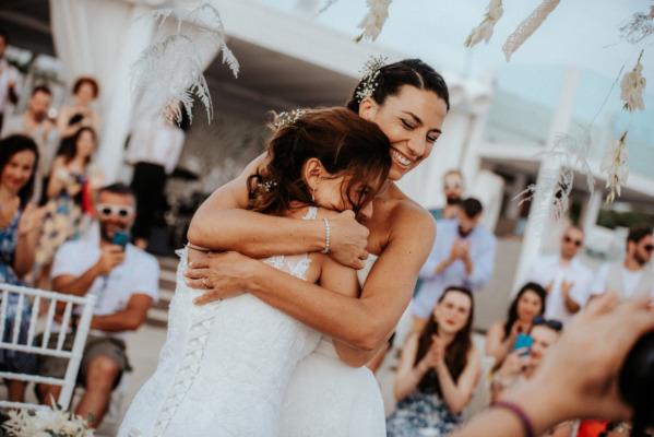 Intervista con le spose: la storia di Bianca e Michela