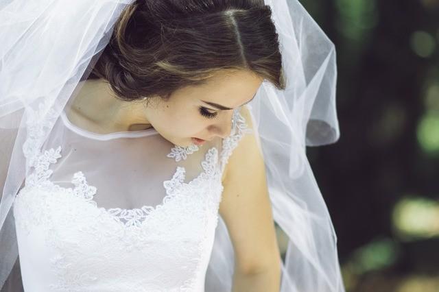 Come si sceglie il velo da sposa?