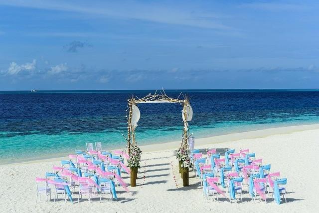 Matrimonio in estate: come si organizza