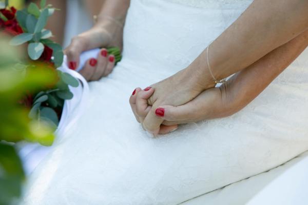 Aperitivo con le spose: le nozze di Sabrina e Roberta