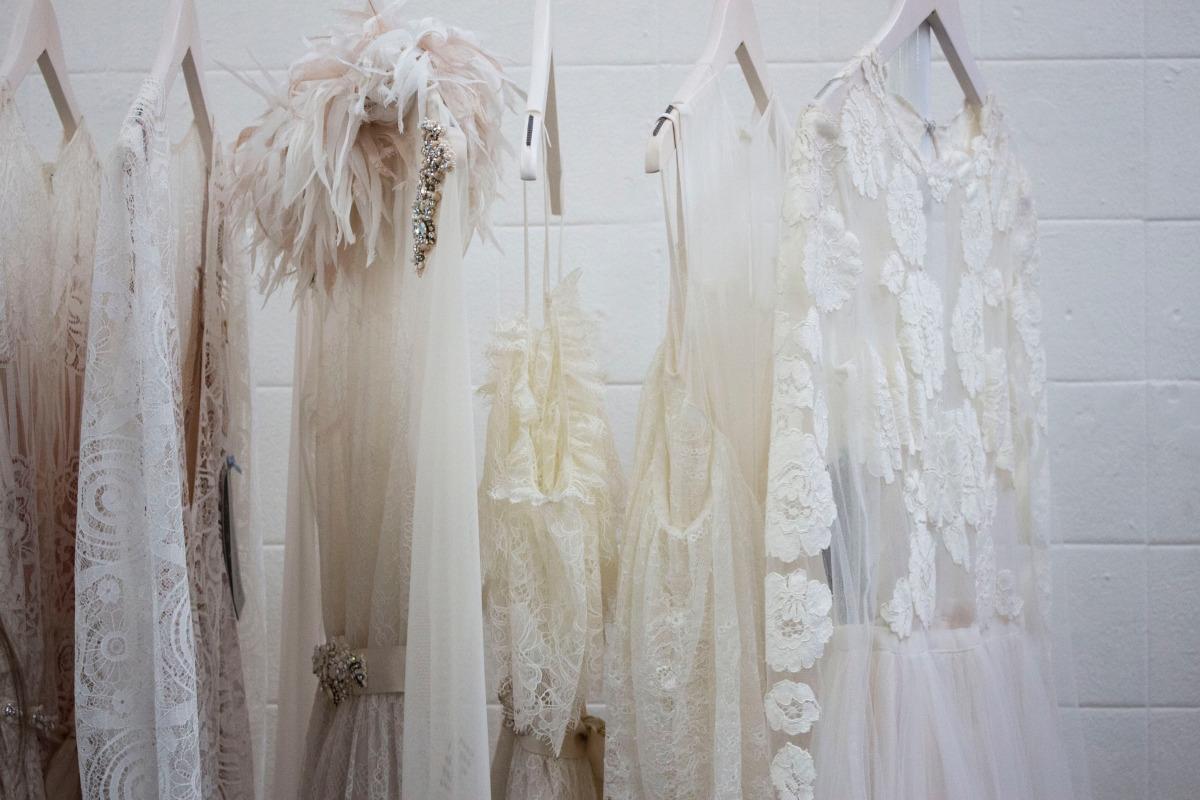 Come conservare l'abito da sposa dopo le nozze