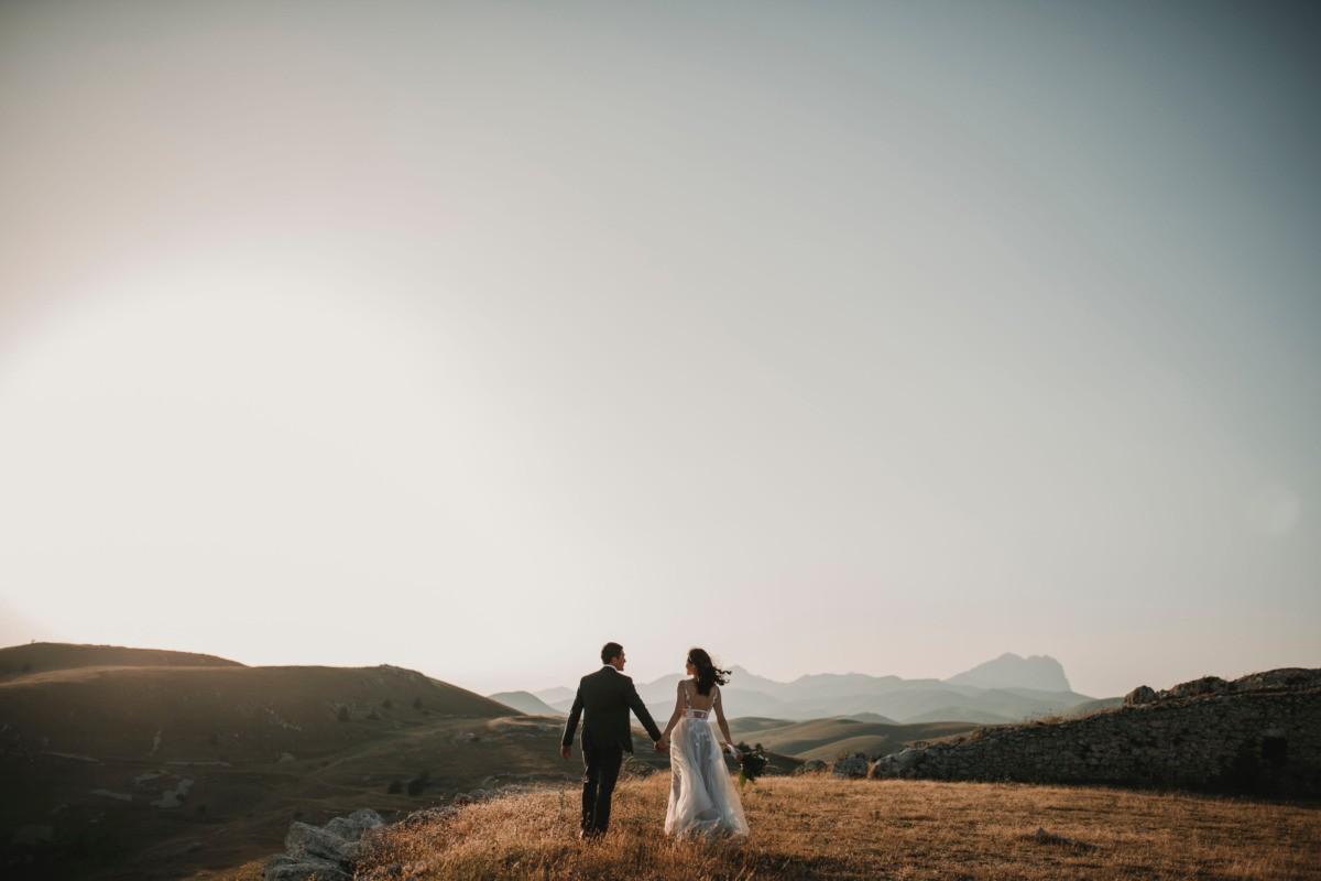 Come organizzare un matrimonio in montagna