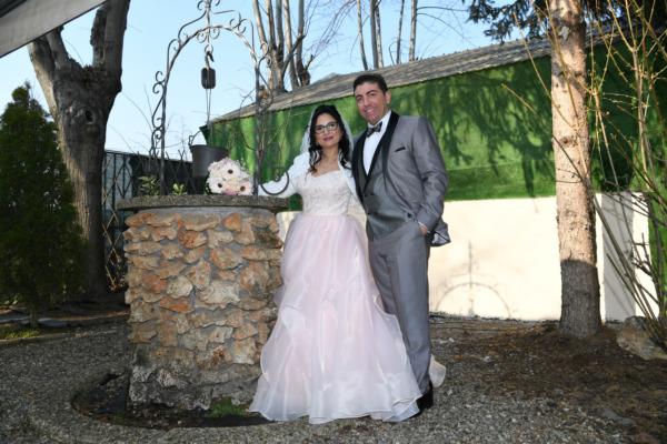 Aperitivo con gli sposi: le nozze di Ylenia e Dennis