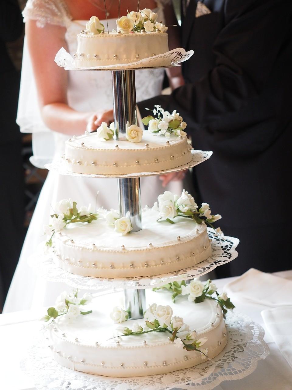 Perché la wedding cake costa così tanto?
