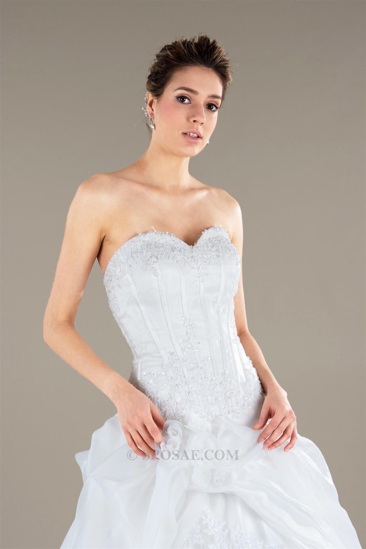 Vestito da sposa: quale stoffa scegliere?