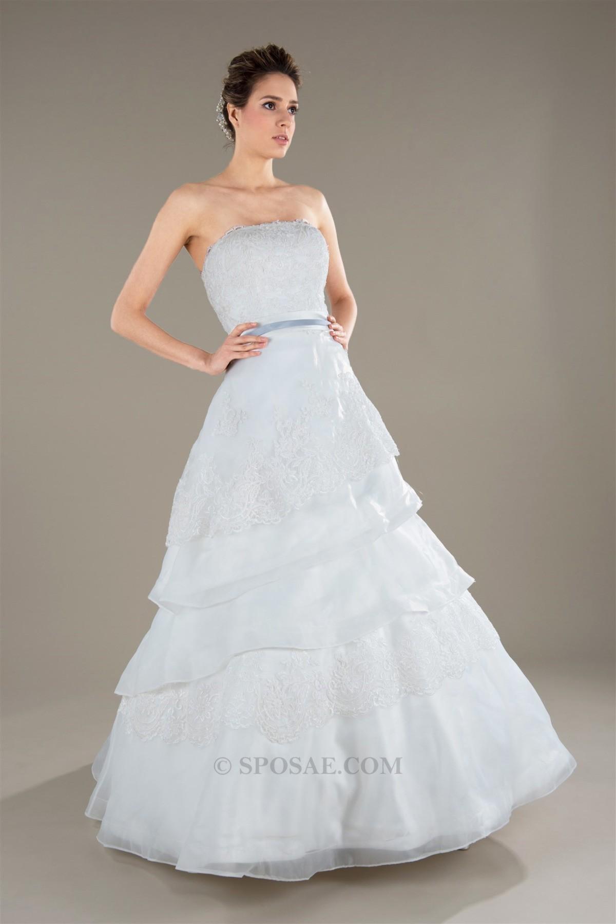 Come indossare l'abito da sposa: i nostri consigli