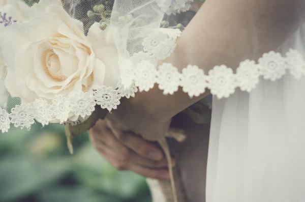 V come Velo da sposa