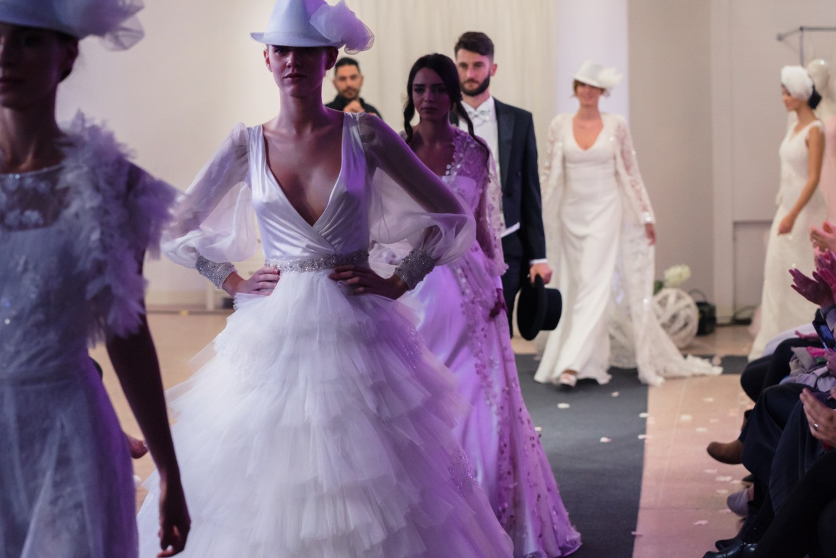 Nuove collezioni sposa, sposo e cerimonia: le sfilate Sposae