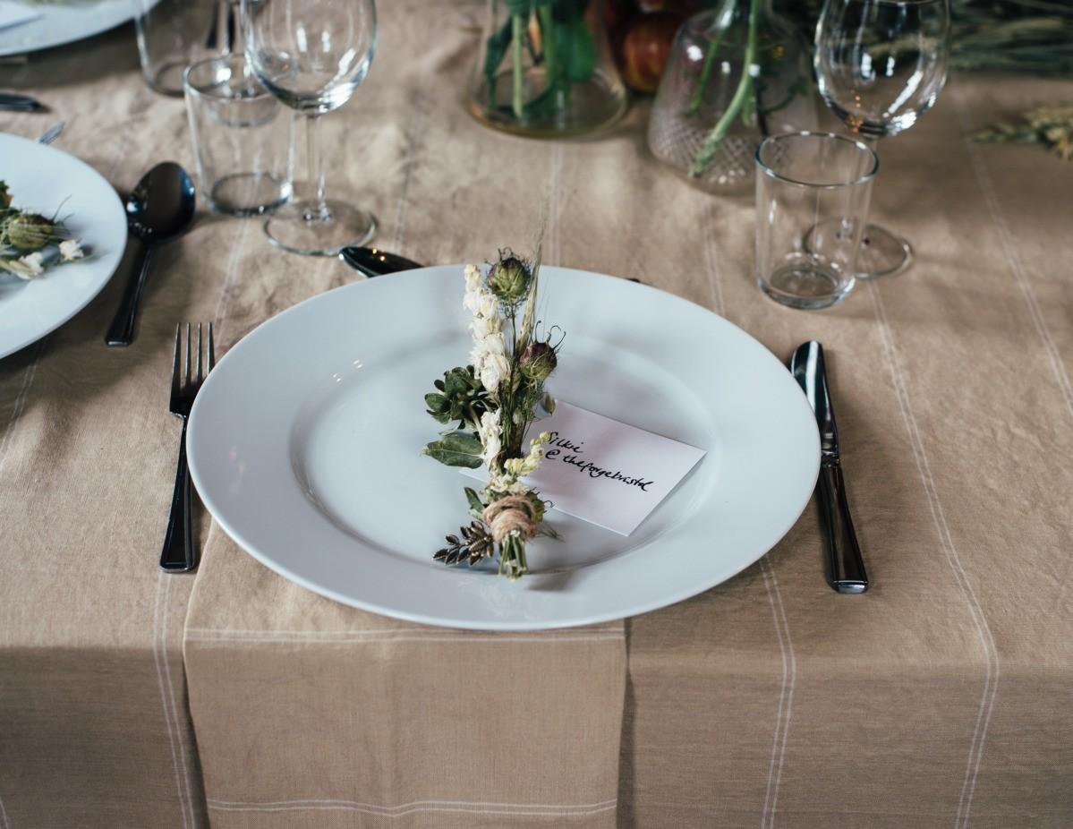 5 consigli per scegliere il menù di nozze