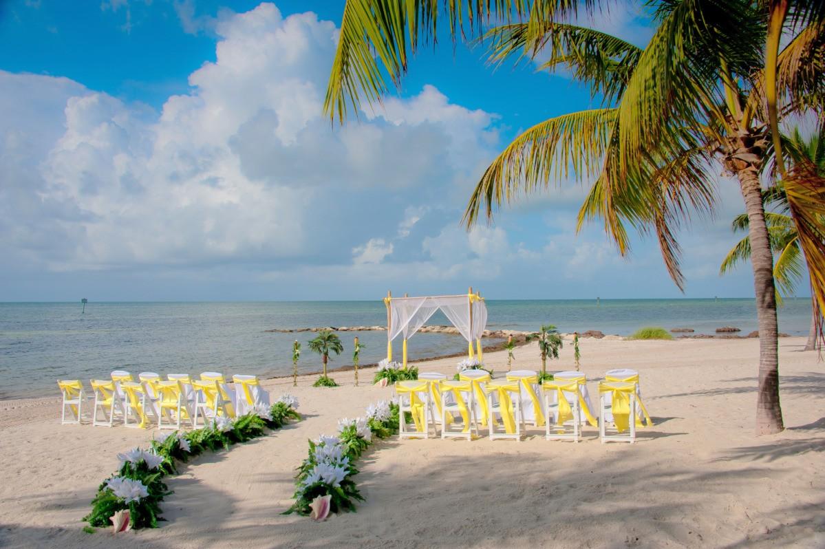 Matrimonio in spiaggia: come organizzarlo