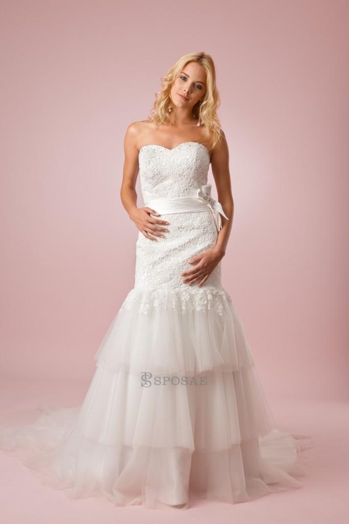 abiti da sposa donne curvy