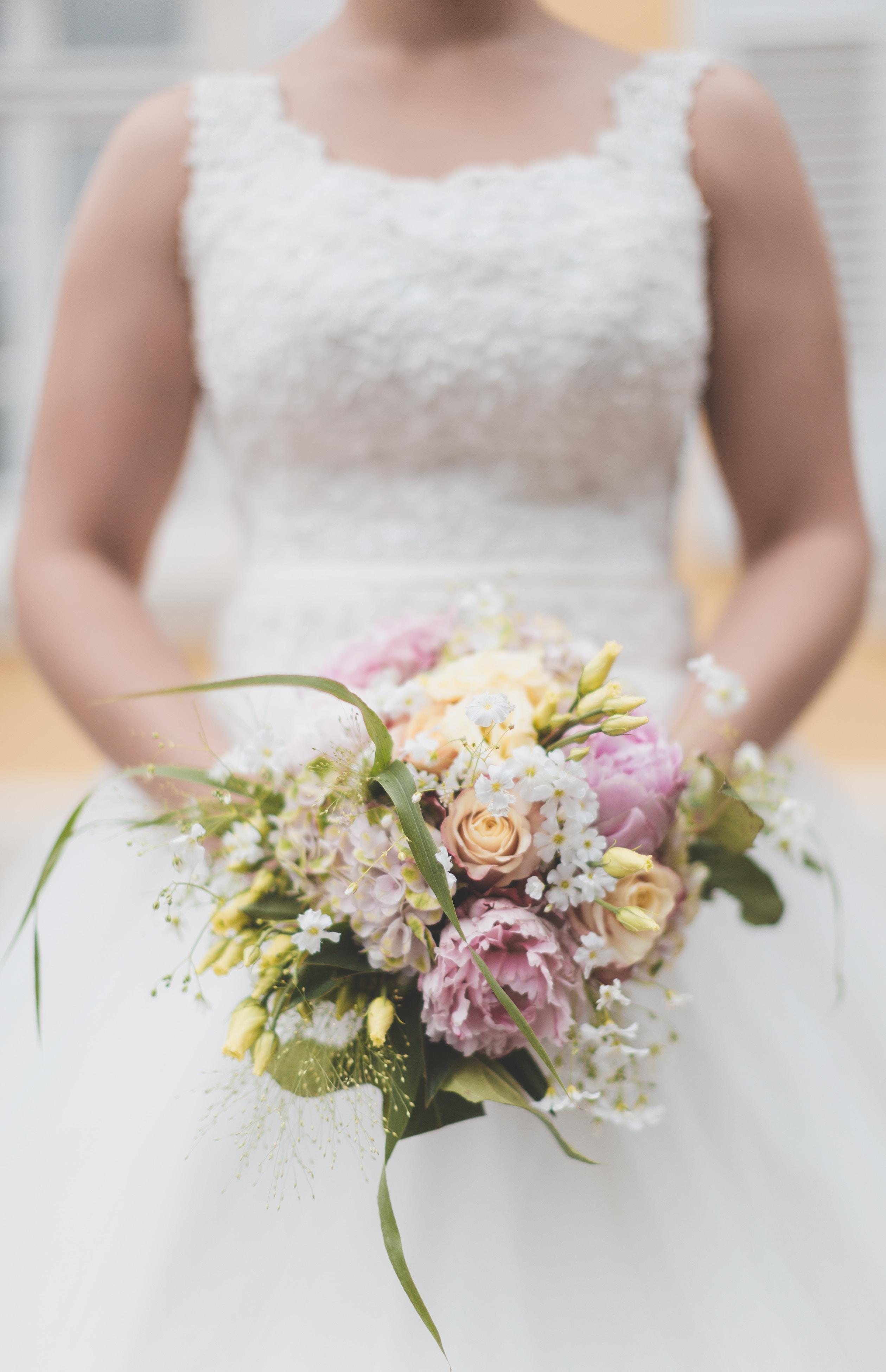 Molto Bouquet da sposa: il significato dei fiori - Blog Consigli  DU03